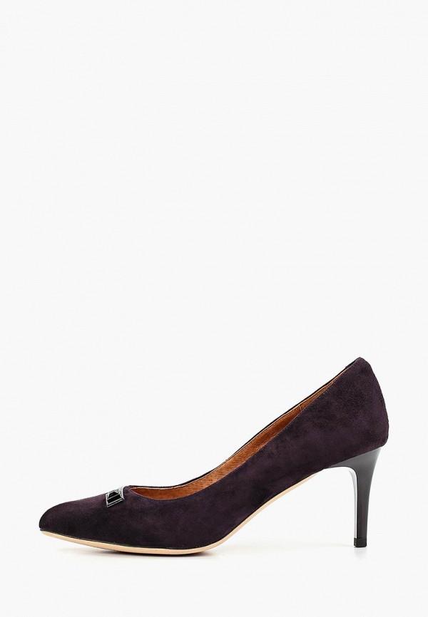 женские туфли francesco donni, фиолетовые
