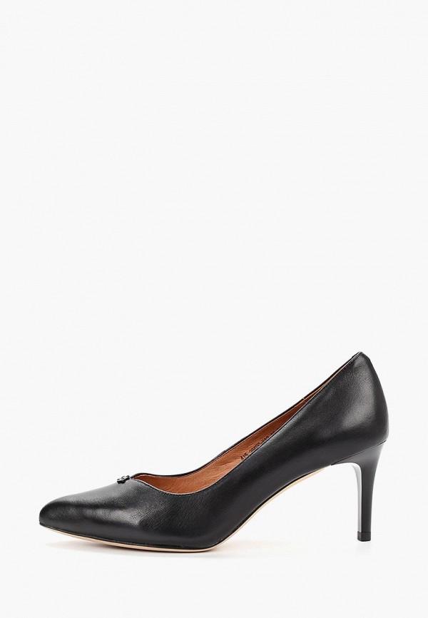 женские туфли francesco donni, черные