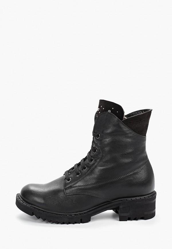 женские ботинки francesco donni, черные