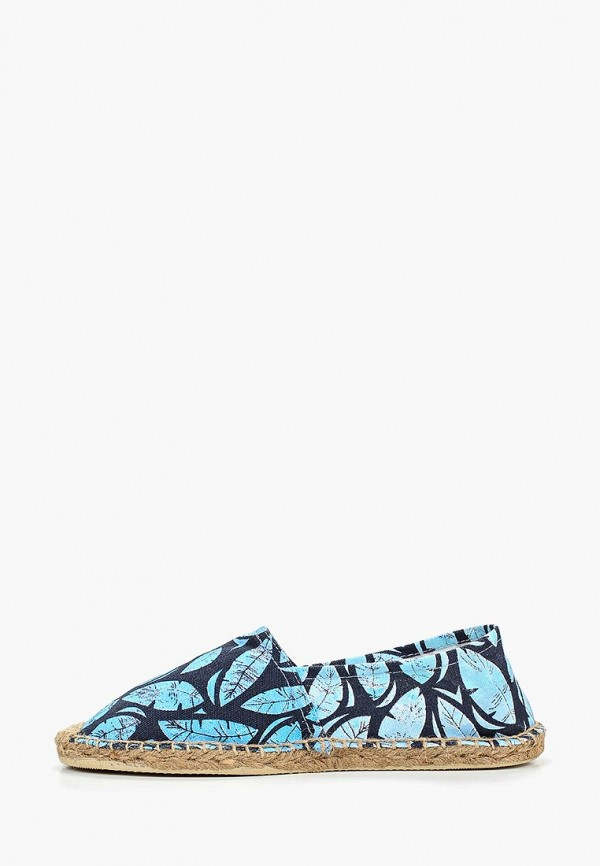 мужские эспадрильи fresh brand, голубые