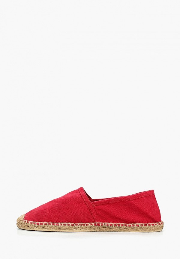 мужские эспадрильи fresh brand, красные