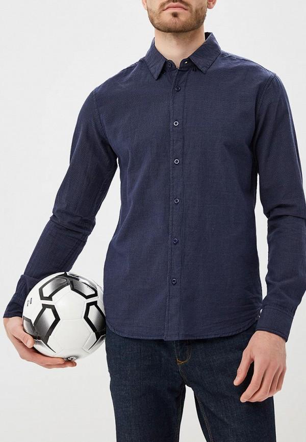 Купить Рубашка Fresh Brand, FR040EMBRBK5, синий, Осень-зима 2018/2019