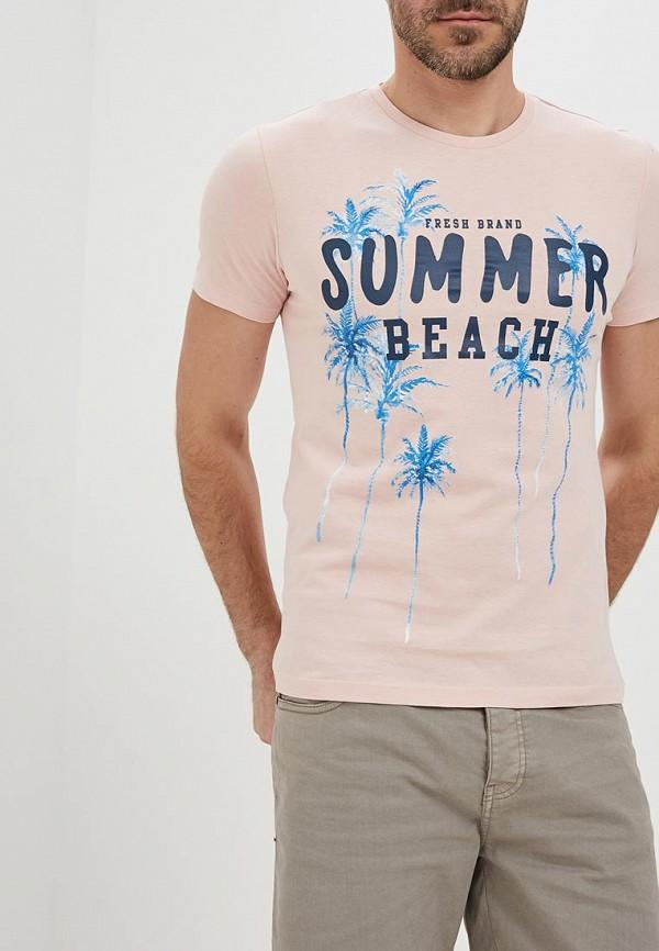 Футболка Fresh Brand Fresh Brand FR040EMBRCC4 футболка fresh brand fresh brand fr040embrbo1