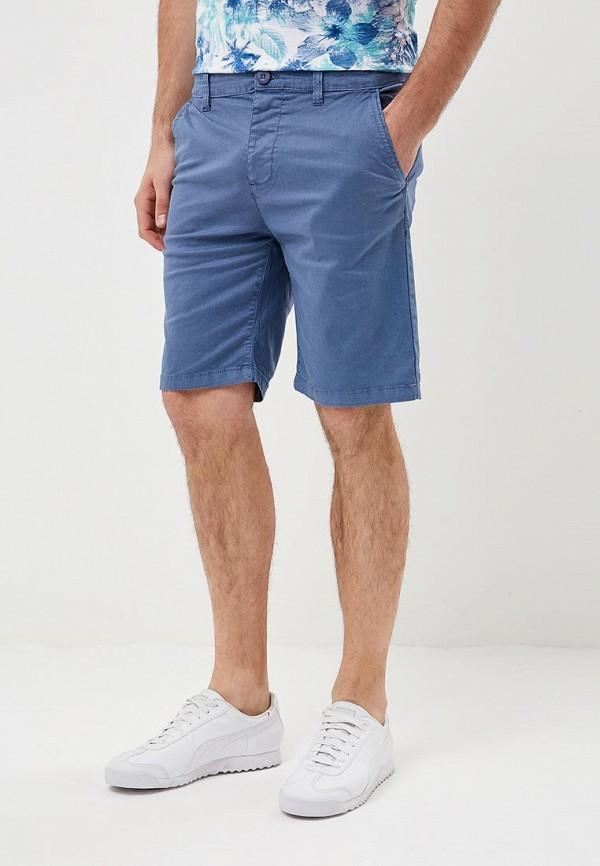 мужские повседневные шорты fresh brand, синие