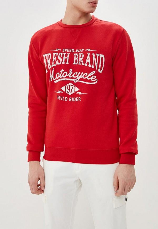 Свитшот Fresh Brand Fresh Brand FR040EMENCT2 fresh brand sflf275