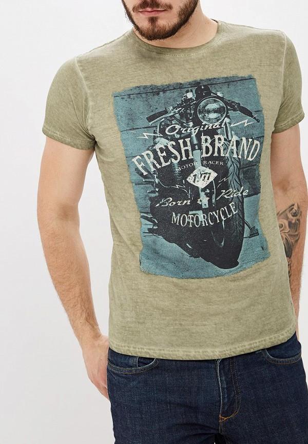 Футболка Fresh Brand Fresh Brand FR040EMENCV2 свитер fresh brand fresh brand fr040embrbl5