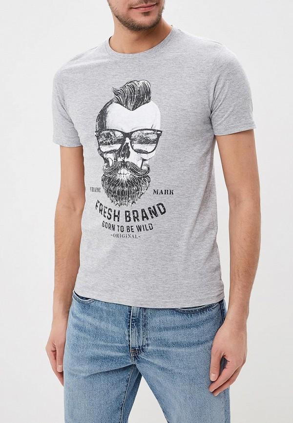 Футболка Fresh Brand Fresh Brand FR040EMENCW4 цены онлайн