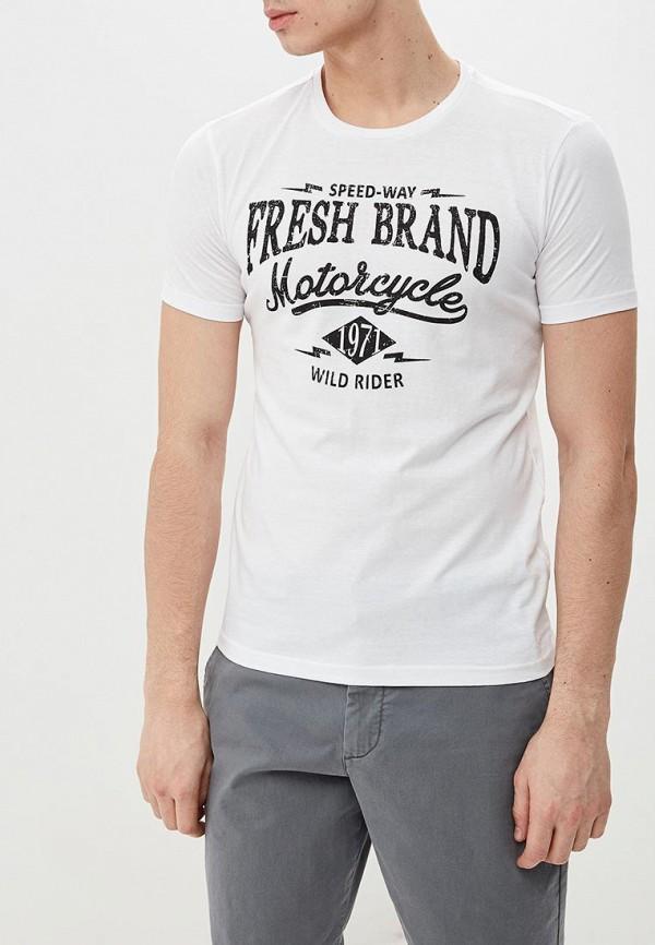 все цены на Футболка Fresh Brand Fresh Brand FR040EMENCW6 онлайн