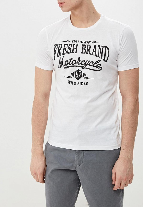 цена Футболка Fresh Brand Fresh Brand FR040EMENCW6
