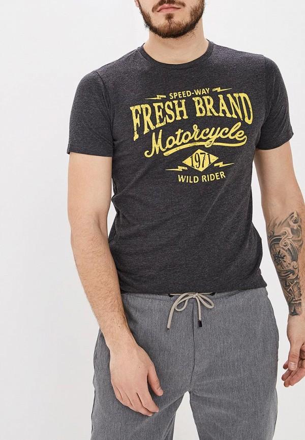 Футболка Fresh Brand Fresh Brand FR040EMENCW7 цена в Москве и Питере