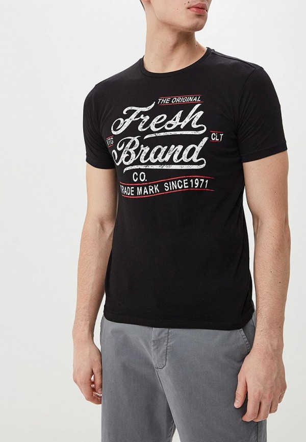 Футболка Fresh Brand Fresh Brand FR040EMENCX1 свитер fresh brand fresh brand fr040embrbl5