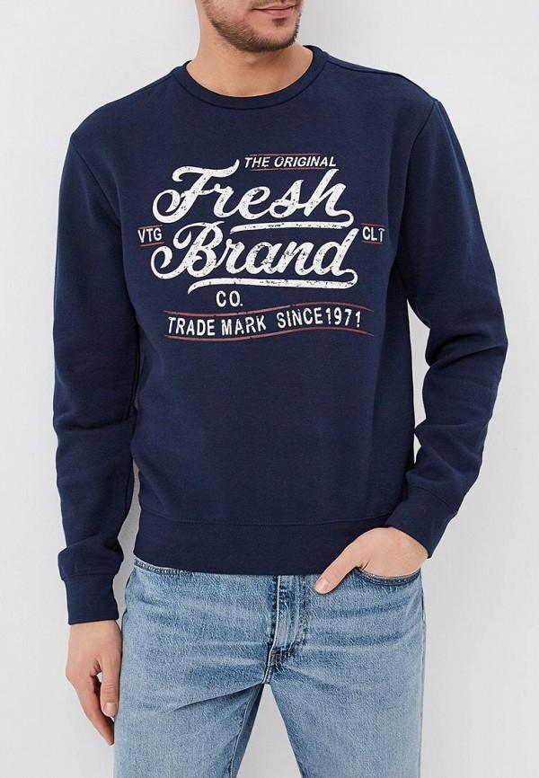 Свитшот Fresh Brand Fresh Brand FR040EMENCY9 майка fresh brand fresh brand fr040embrbp7