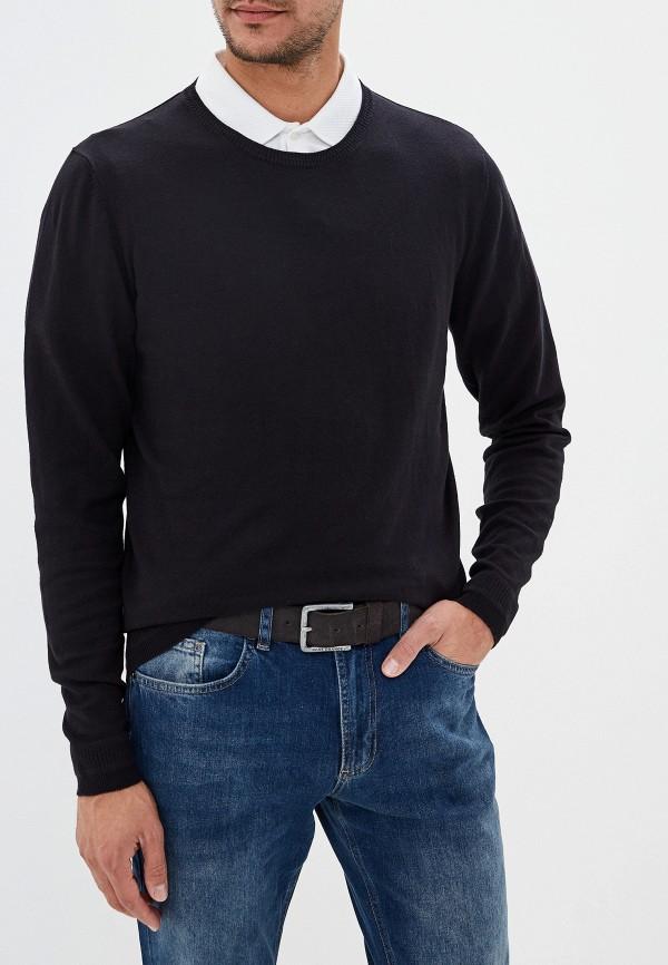 мужской джемпер fresh brand, черный