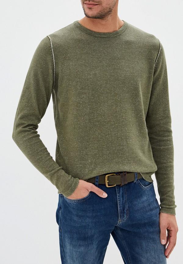 мужской джемпер fresh brand, зеленый