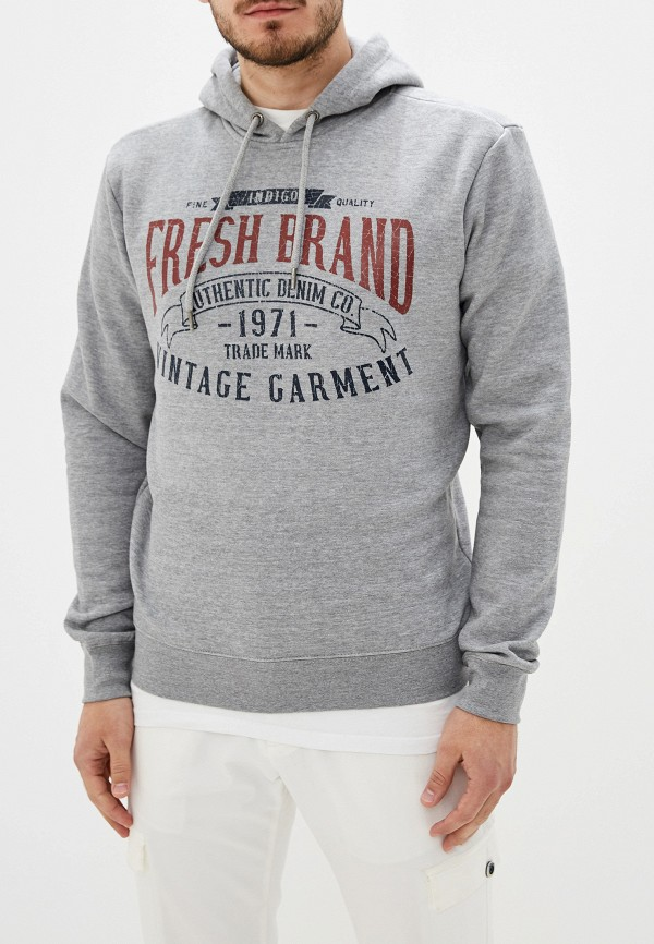 Худи Fresh Brand Fresh Brand FR040EMGLCI4 рубашка fresh brand fresh brand fr040emjqm86