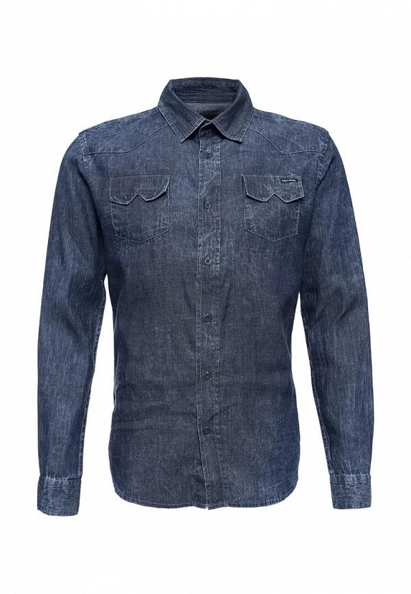 Купить Рубашка Fresh Brand, FR040EMJQM88, синий, Осень-зима 2018/2019