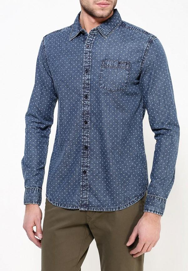 Рубашка джинсовая Fresh Brand Fresh Brand FR040EMNHT62