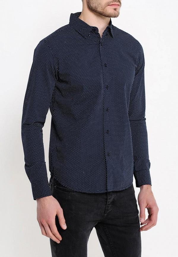 Купить Рубашка Fresh Brand, FR040EMNHT71, синий, Осень-зима 2018/2019