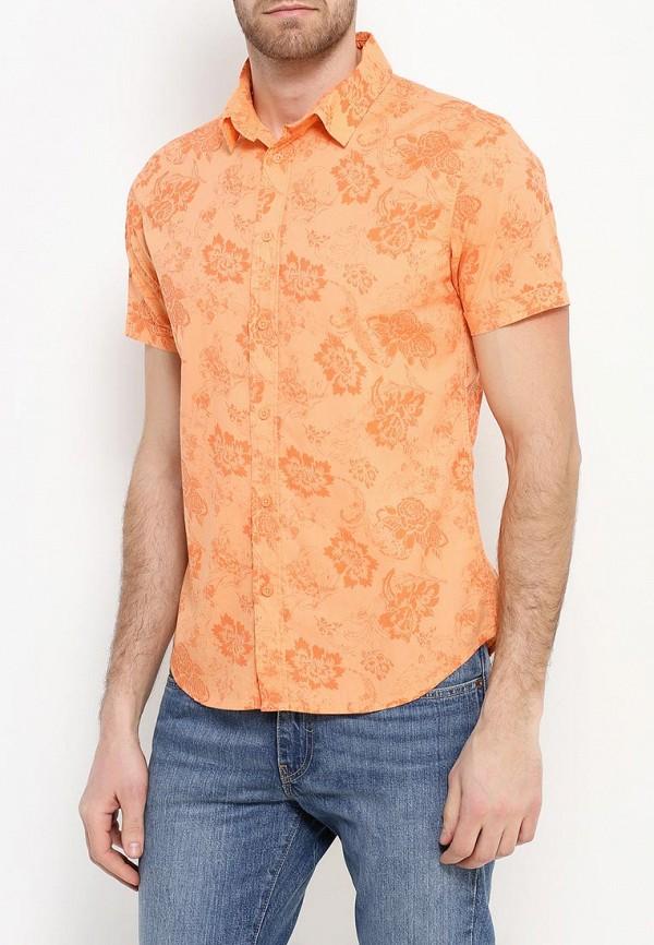 Купить Рубашка Fresh Brand, fr040emppd48, оранжевый, Осень-зима 2018/2019