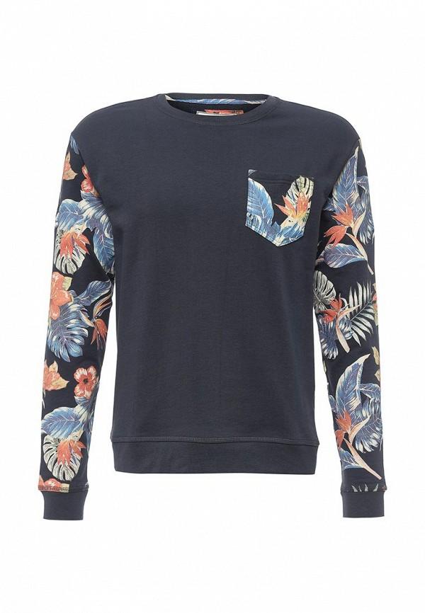 Купить Свитшот Fresh Brand, FR040EMPPD83, синий, Осень-зима 2018/2019