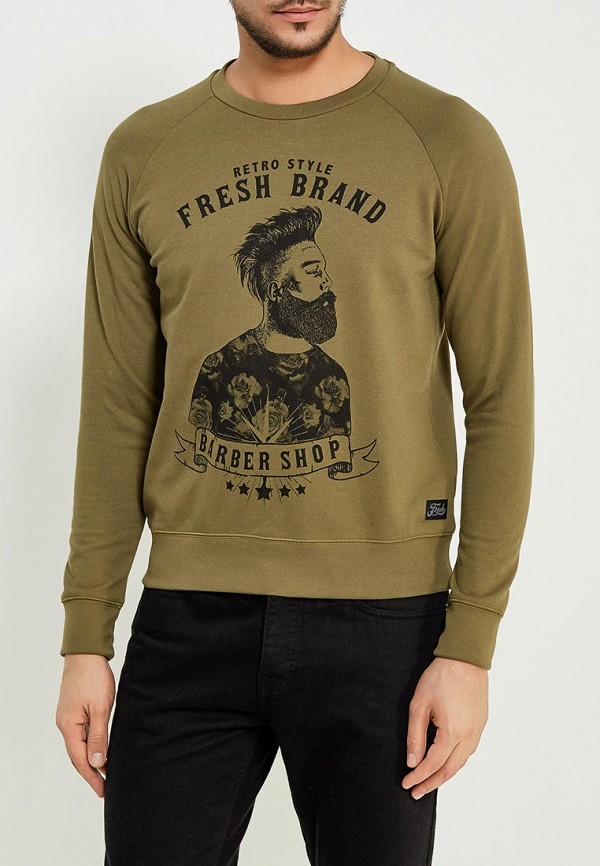 Свитшот Fresh Brand Fresh Brand FR040EMZXZ07 джемпер fresh brand fresh brand fr040ewdfpn2