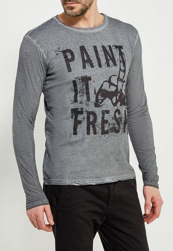 Лонгслив Fresh Brand Fresh Brand FR040EMZYA44 цена