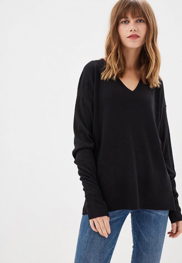 Купить Пуловер Fresh Brand, fr040ewcvmu6, черный, Осень-зима 2018/2019