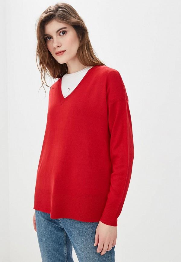 Купить Пуловер Fresh Brand, fr040ewcvmu7, красный, Осень-зима 2018/2019
