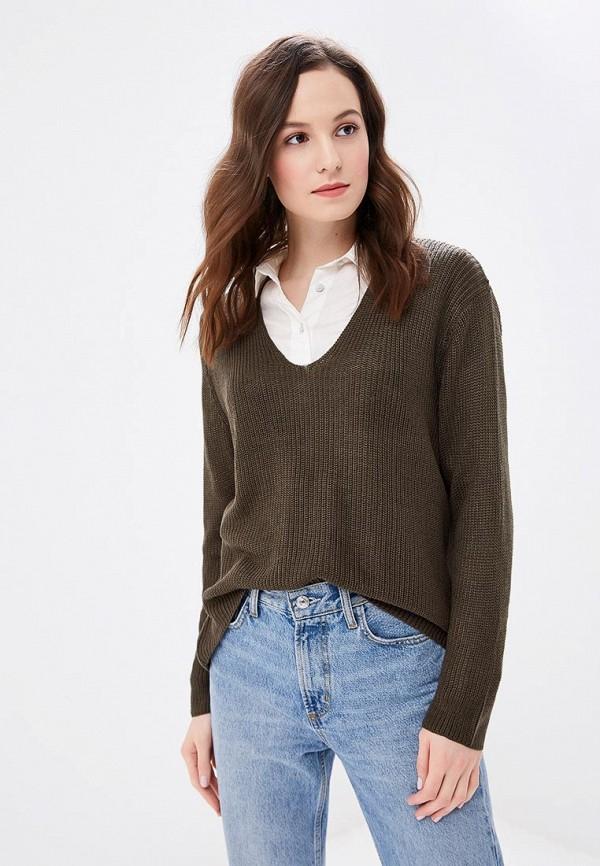Купить Пуловер Fresh Brand, fr040ewcvmw3, хаки, Осень-зима 2018/2019