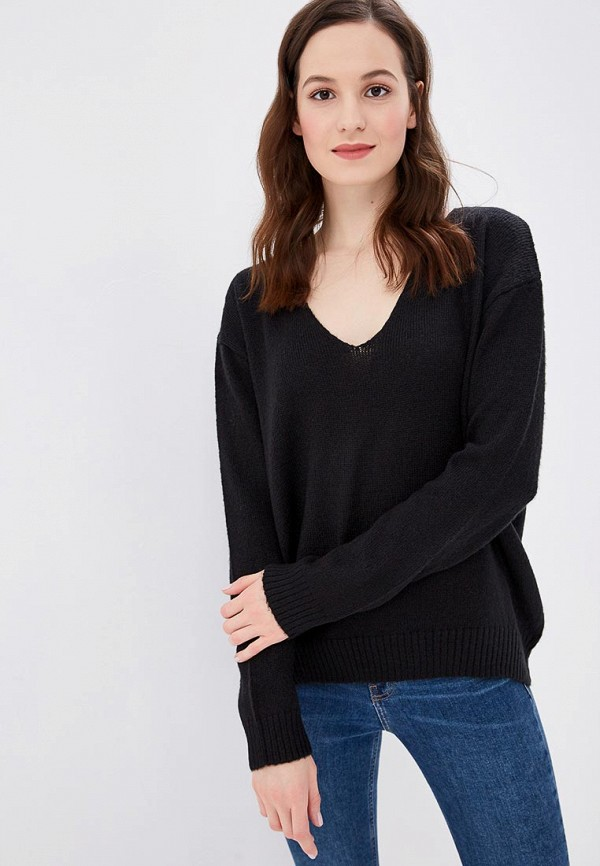 Купить Пуловер Fresh Brand, fr040ewcvmx6, черный, Осень-зима 2018/2019
