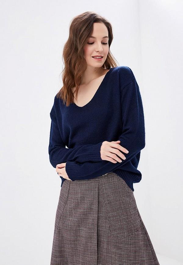 Купить Пуловер Fresh Brand, fr040ewcvmx8, синий, Осень-зима 2018/2019