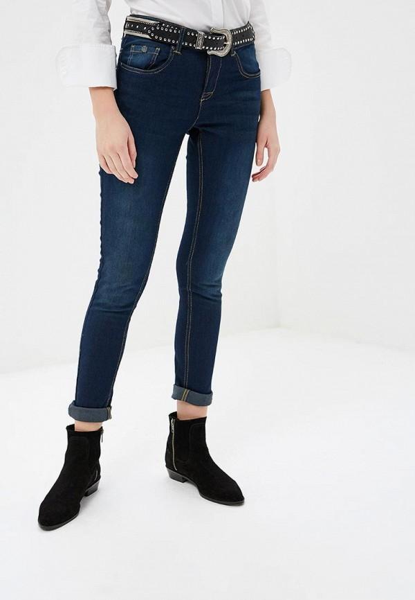 женские джинсы fresh brand, синие