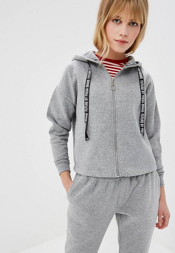 Толстовка Fresh Brand Fresh Brand FR040EWDFPP9 толстовка fashion brand 2015