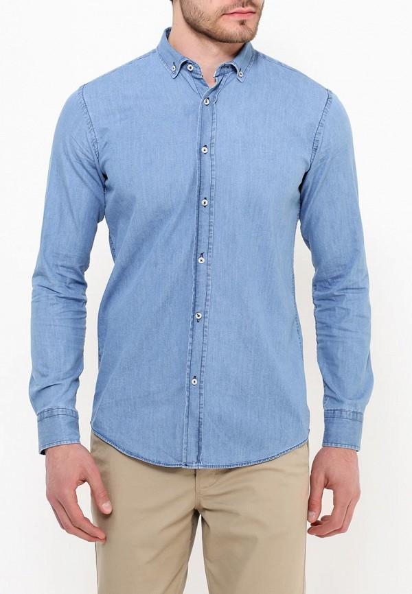 Рубашка джинсовая Frank NY Frank NY FR041EMTGE57
