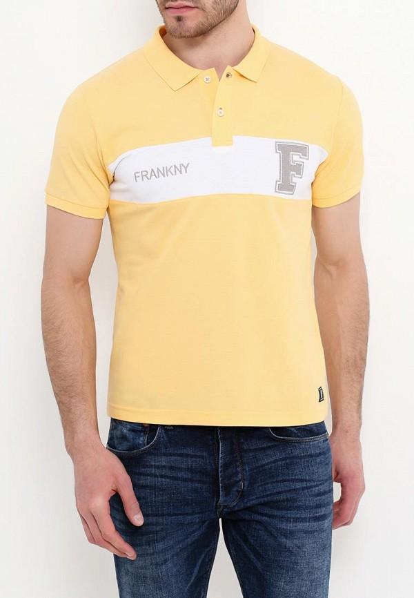 Поло Frank NY Frank NY FR041EMTGF78