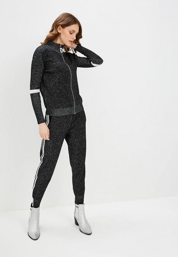 женский костюм fresh cotton, черный
