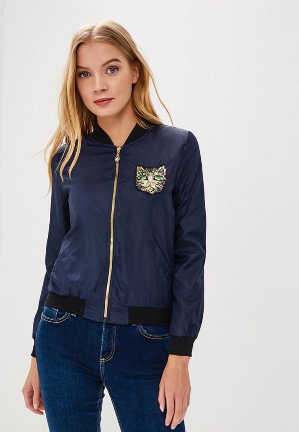Купить Куртка Fresh Cotton, FR043EWBBVC3, синий, Осень-зима 2018/2019