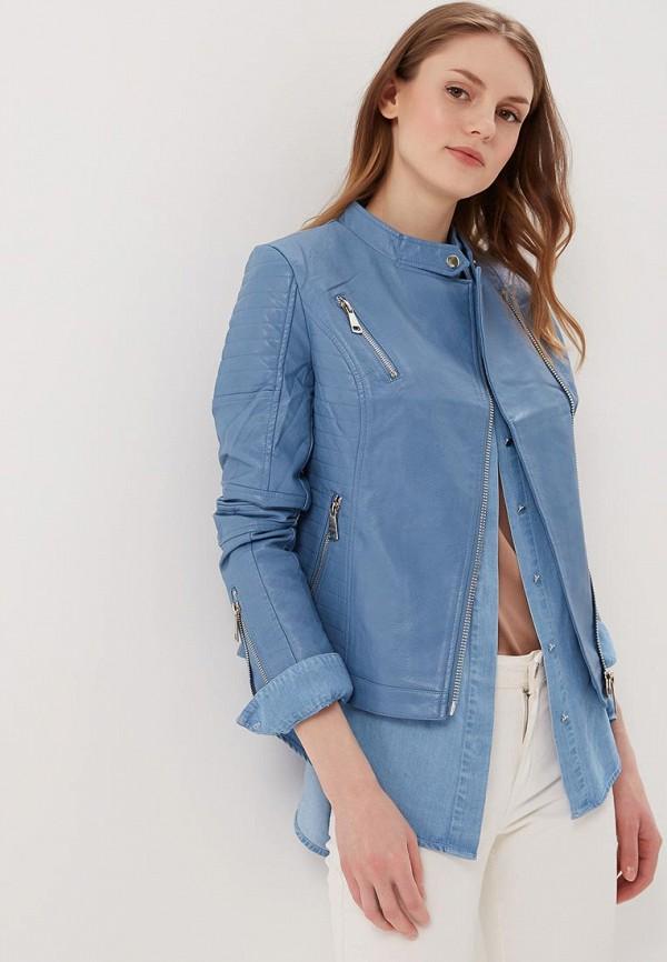 цены Куртка кожаная Fresh Cotton Fresh Cotton FR043EWBDGN0