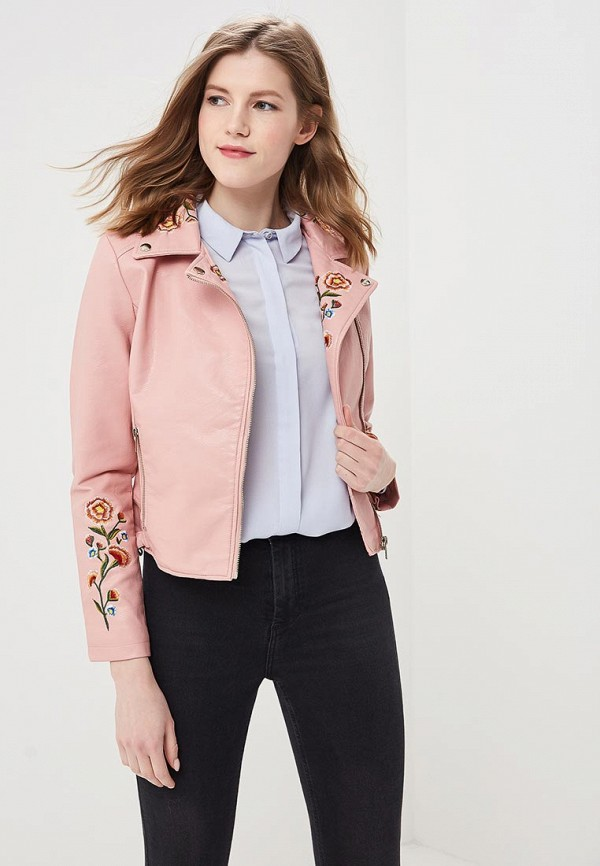 Куртка кожаная Fresh Cotton Fresh Cotton FR043EWBERK5 bq bqs 5030 fresh 0 5гб розовый