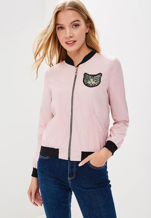 Купить Куртка Fresh Cotton, FR043EWBSFM1, розовый, Осень-зима 2018/2019