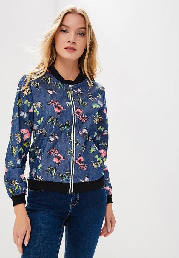Купить Куртка Fresh Cotton, FR043EWBSFM8, синий, Осень-зима 2018/2019