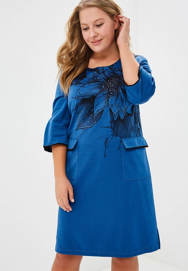 Платье Fresh Cotton Fresh Cotton FR043EWBTGG7 cotton