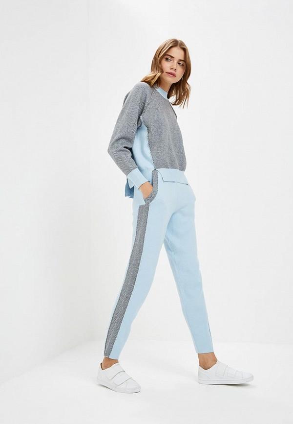 женский костюм fresh cotton, голубой