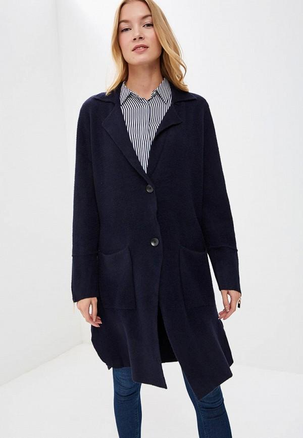 Купить Пальто Fresh Cotton, FR043EWCFAC7, синий, Осень-зима 2018/2019