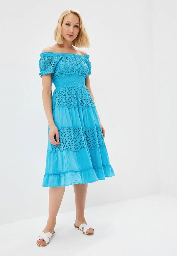 цена Платье Fresh Cotton Fresh Cotton FR043EWEFNB5 онлайн в 2017 году