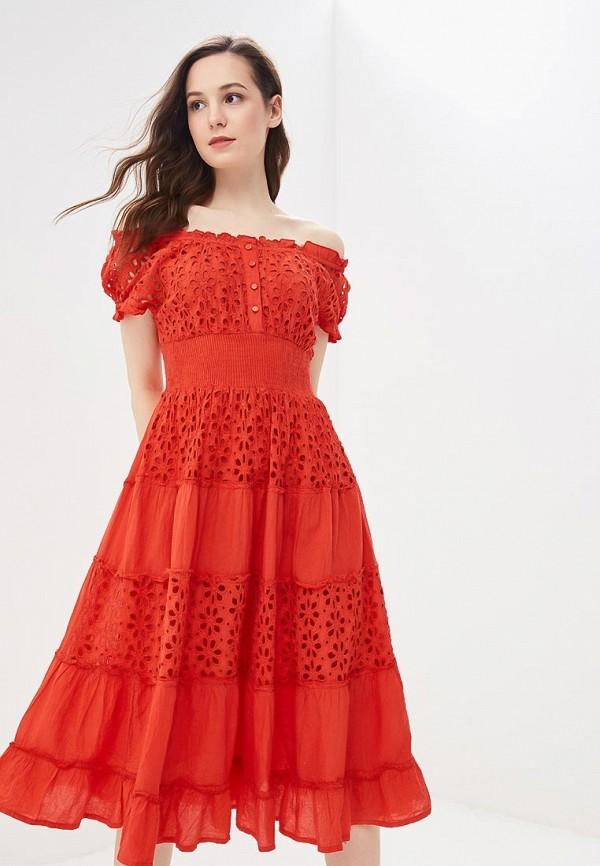цена Платье Fresh Cotton Fresh Cotton FR043EWEFNB6 онлайн в 2017 году