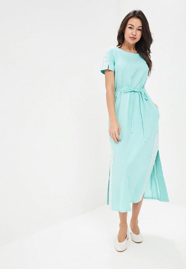 Платье Fresh Cotton Fresh Cotton FR043EWEFRO2 цена