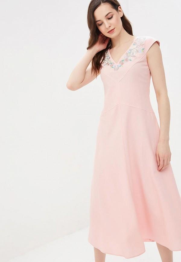 цена Платье Fresh Cotton Fresh Cotton FR043EWEFRO6 онлайн в 2017 году