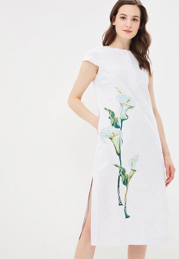 Платье Fresh Cotton Fresh Cotton FR043EWEFRO9 цена
