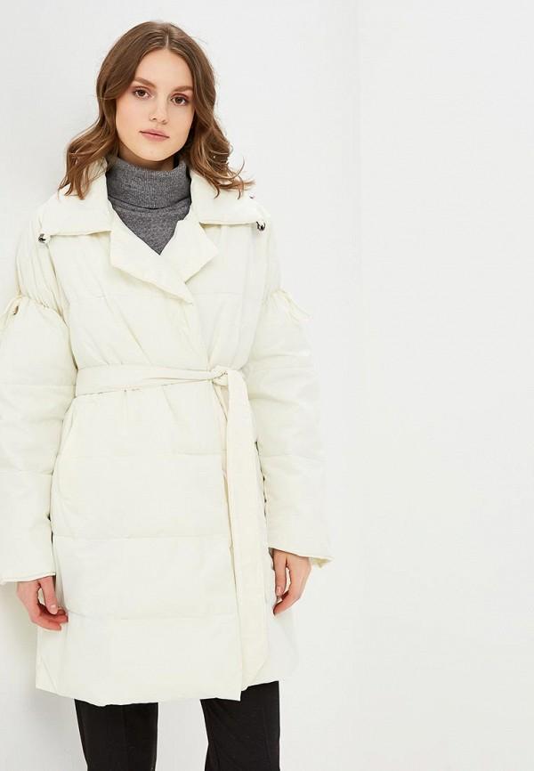 женская куртка fresh cotton, белая